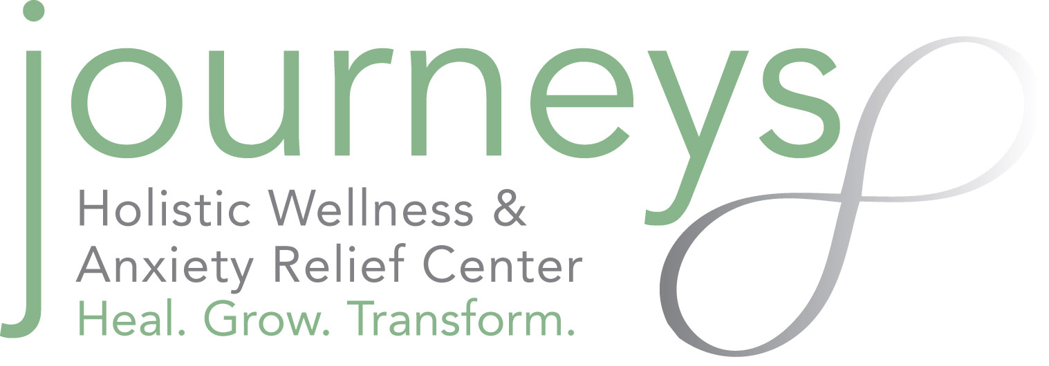 Center for holistic herbal therapy - Journeys New Logo Journeys Holistic Wellness Anxiety Relief Center